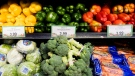 Produce is shown in a grocery store in Toronto on Friday, Nov. 30, 2018.  THE CANADIAN PRESS/Nathan Denette
