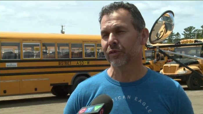 """It's just devastating to watch,"" said bus driver Will Thibodeau. ""The close calls are too close. It affects you when you go home, it's an ongoing thought."""