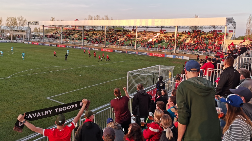 'Dream start' for Cavalry FC: Soccer takes off in Calgary