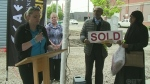 Habitat for Humanity celebrates its 65th home buil