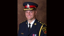 Durham Regional Police Chief Paul Martin