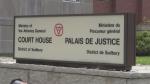 Sudbury courthouse (CTV Northern Ontario)