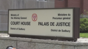 Sudbury courthouse (CTV Northern Ontario)