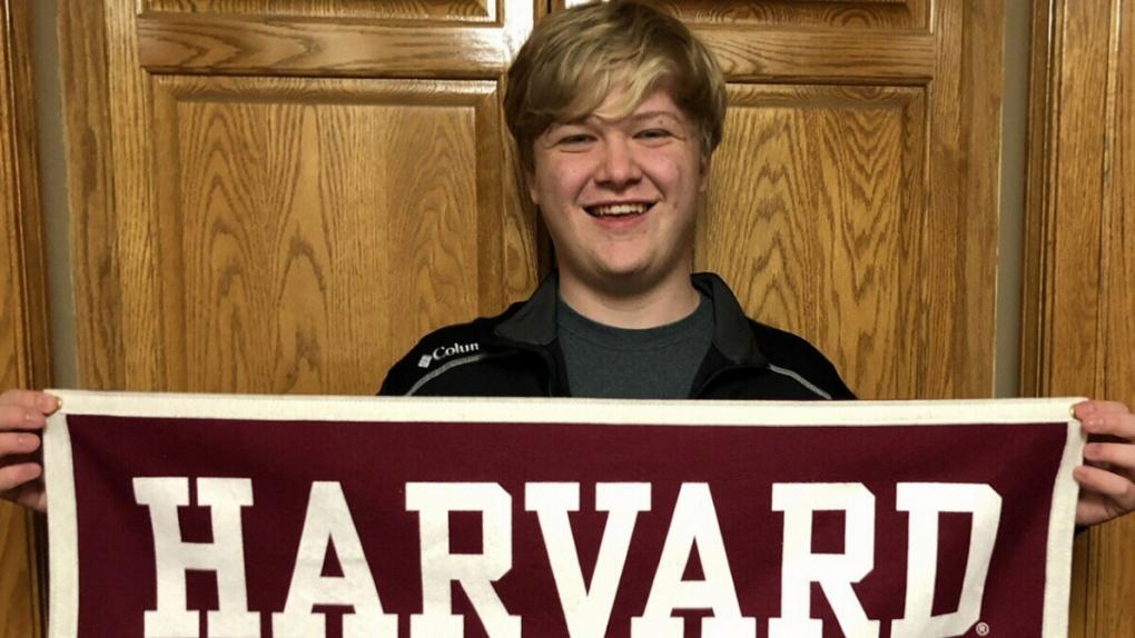 Kansas boy, 17, graduating from Harvard before high school