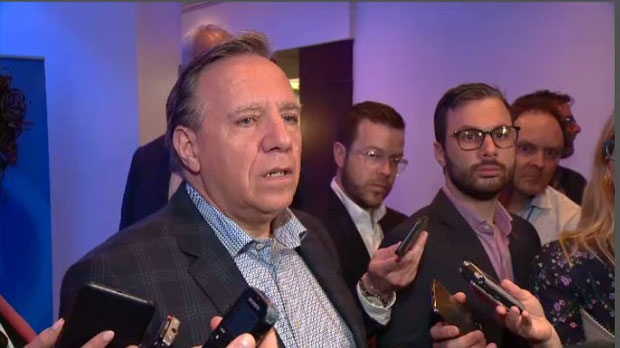 Voter support for CAQ grows