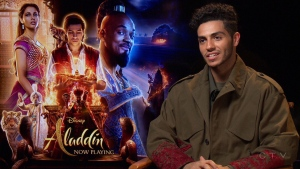 Richard Crouse talks with Aladdin star Mena Massoud