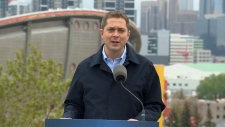 Conservative Leader Andrew Scheer