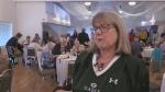 Donna Strickland high school reunion