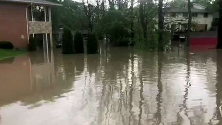 Ausable Bayfield Conservation Authority issues flood warning