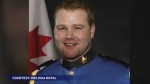 Const. Mark Royal was a 17-year veteran of the force who died in May of 2017 after a battle with cancer.