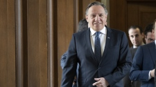 Quebec Premier Francois Legault presented his wish list for the federal leaders vying to win the current campaign.