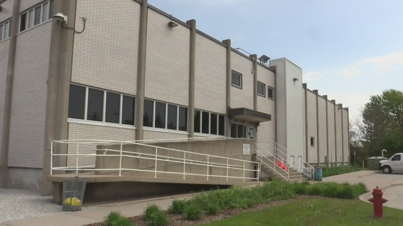 Sarnia Jail