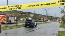 calgary kincora fire emergency