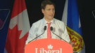 Prime Minister Justin Trudeau was in Antigonish, N.S. for the N.S. Liberal Party's Annual General Meeting.
