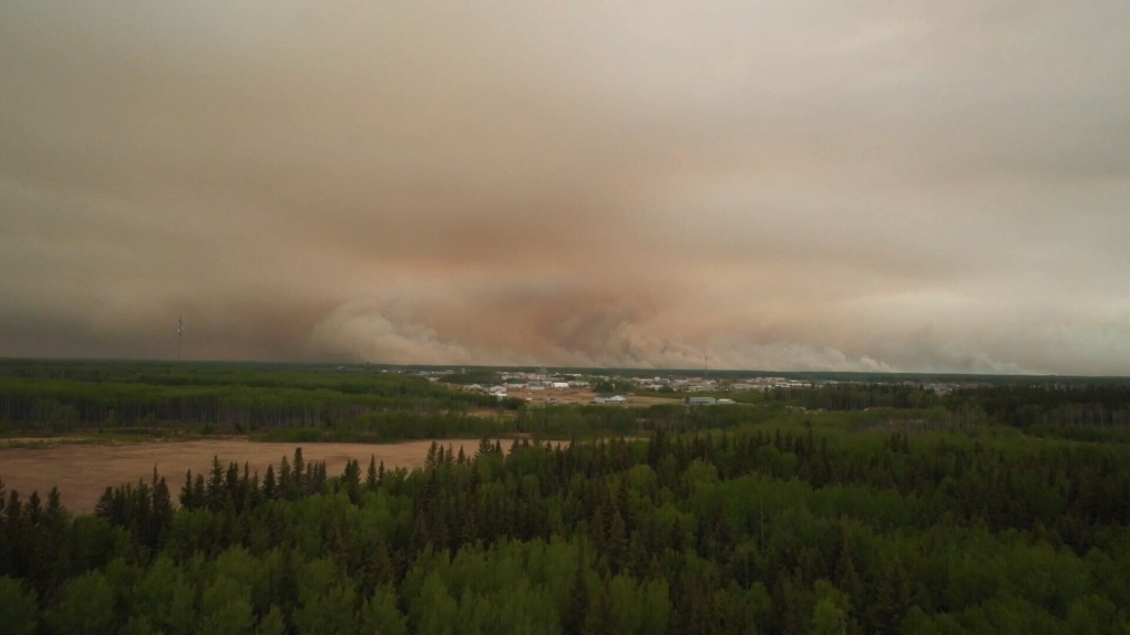 High Level evacuation order could last until Tuesday
