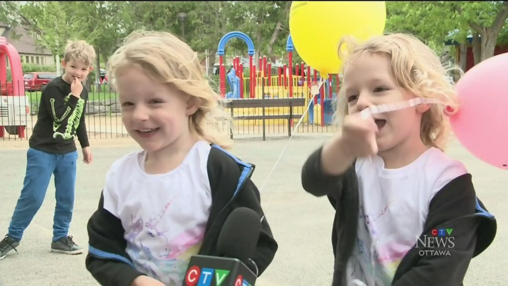 Celebrating twins and triplets   CTV News Ottawa