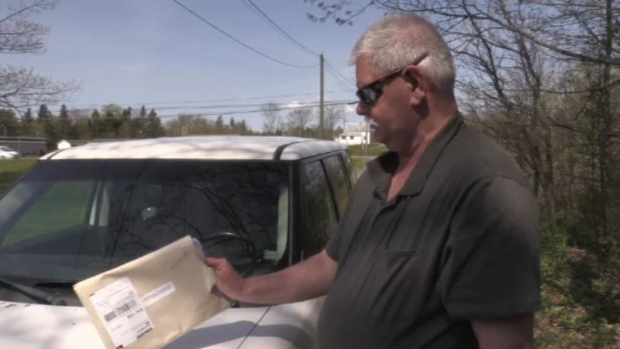 At least two New Brunswick residents have allegedly been mailed the confidential medical documents of strangers by provincial health authority Horizon Health. (CTV Atlantic)
