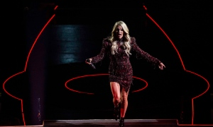 Carrie Underwood brought her Cry Pretty tour to Rogers Arena in Vancouver on Saturday, May 25, 2019. (Anil Sharma)