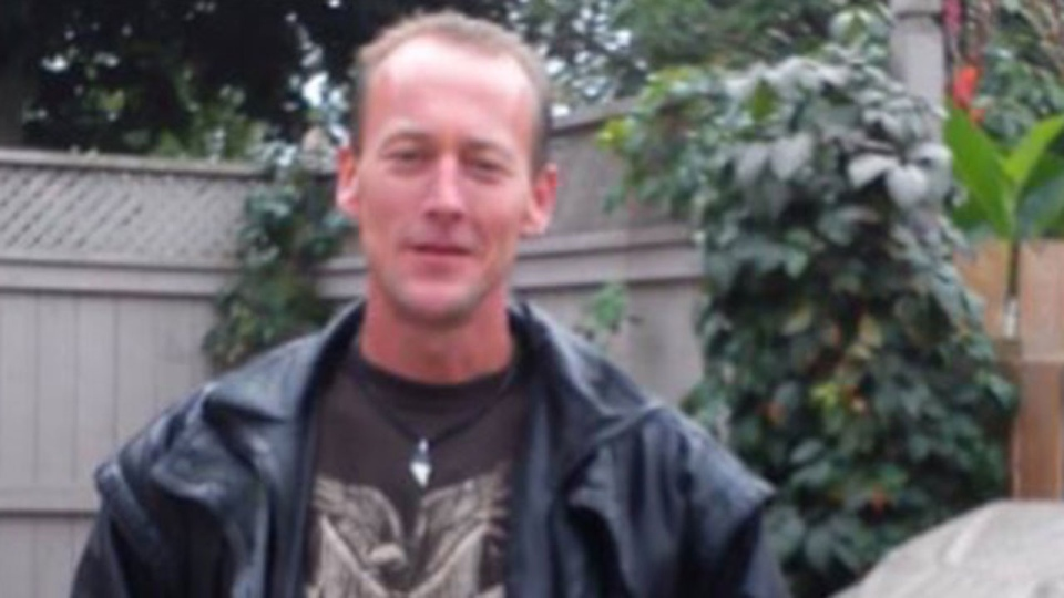Robert Surridge is seen in this undated photo confirmed by Hamilton police.