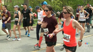 Ten hospitalized on Ottawa Race Weekend's last day