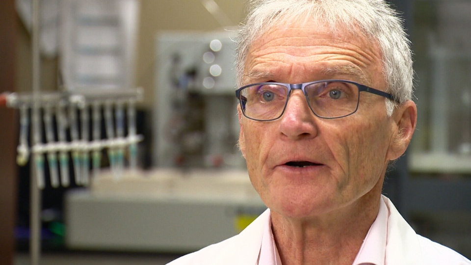 Stephen Cunnane of the University of Sherbrooke is studying the role of ketones in memory loss.