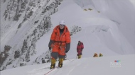 Local climbers face dangers of Everest