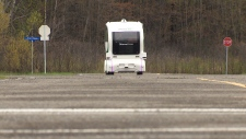 CTV National News: Autonomous vehicle facility