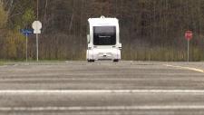 CTV National News: Autonomous vehicle facility