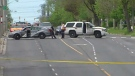 4-year-old boy critically injured by motorcycle