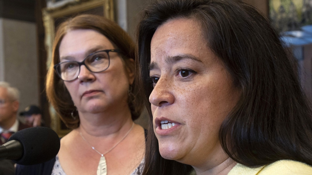 Philpott out, Wilson-Raybould in earning sole Independent seat
