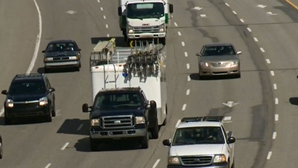 Safer roads for Calgarians