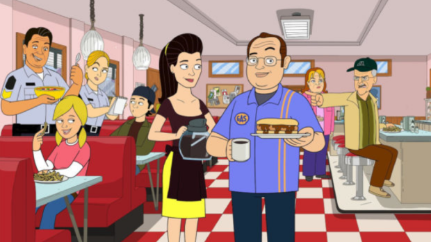 Corner Gas Animated star Brent Butt ready for season two premiere