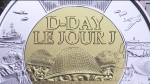 New coin commemorates D-Day veterans