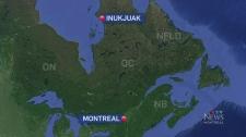 CTV Montreal: Northern community gets hydro