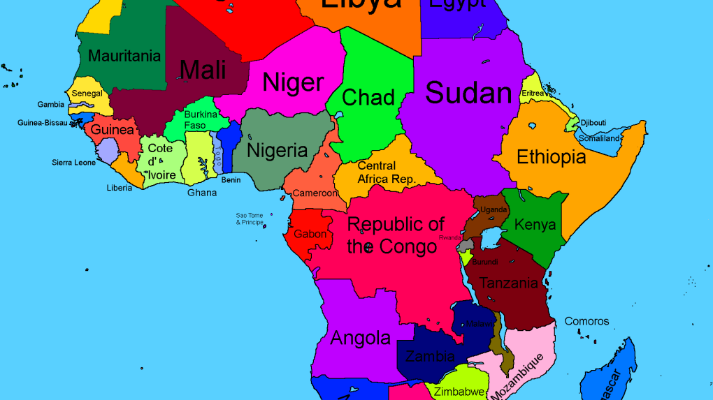 Ethiopia Africa Map Ethiopia apologizes for map that omits its next door neighbour