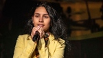Brampton, Ont. native and 2018 Best New Artist Grammy Award winner Alessia Cara wrapped up the Canadian leg of her 'Pains of Growing' tour at the Queen Elizabeth Theatre in Vancouver. Supporting her on this tour is fellow Ontario artist Ryland James. (Photos by Anil Sharma for CTV News Vancouver)