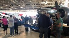 The Alberta Aviation Museum. (BRANDON LYNCH/CTV ED