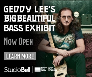 Geddy Lee 300x250
