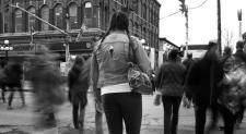 human trafficking,