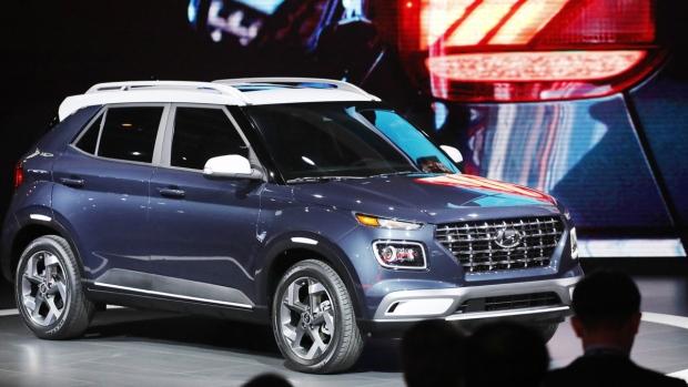 The 2020 Hyundai Venue