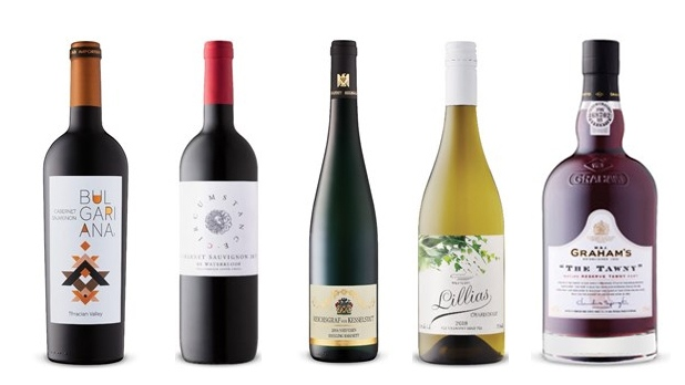 Wines of the Week - May 27, 2019
