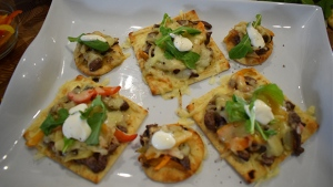 What's For Dinner - Naan