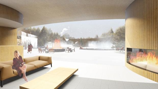 Edmonton Nordic Spa