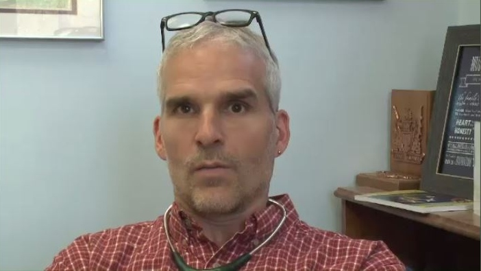 Dr. Chris Milburn