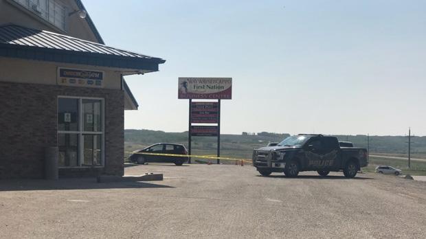 Police investigate Waywayseecappo shooting