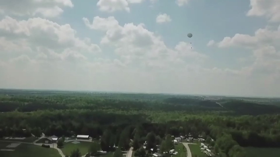 A high-altitude balloon released by Western University PhD students on May 29, 2018 has been found nearly a year later.