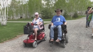 Hitting the trails for Accessibility Week