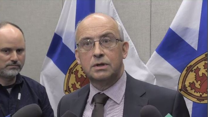 """""""Well there's no question that this is all in the vein of pre-election spending,"""" NDP leader Gary Burrill told CTV Atlantic."""
