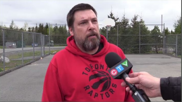 """People who are non-fans or casual fans: I mean it's a Canadian franchise now,"" said longtime basketball fan Craig Boyce."