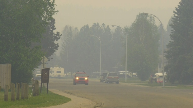 Residents of some northern Alberta communities can breathe a sigh of relief now that an evacuation alert has ended.